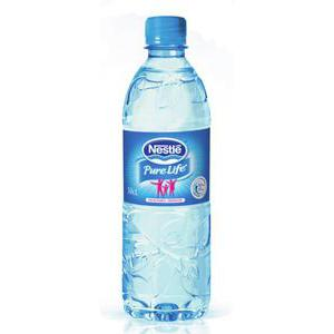 Eau Aquarelle NESTLE - 50 cl