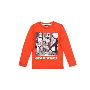 Pyjama long Star Wars - 10 ans - Orange
