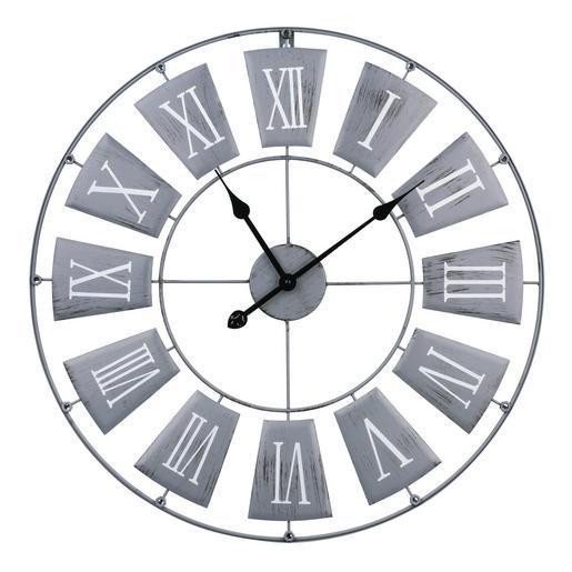 Horloge murale horloges murales la foir 39 fouille - Horloge murale contemporaine ...