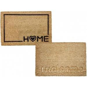 Tapis Coco Home Welcome - 40 x 60 cm