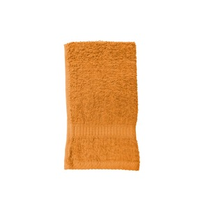 Serviette de toilette - 30 x 50 cm - Orange vendange