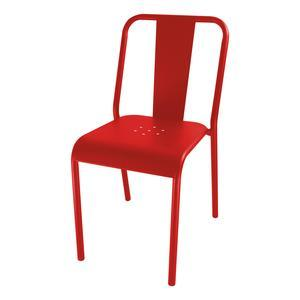 Chaise Lina - Rouge
