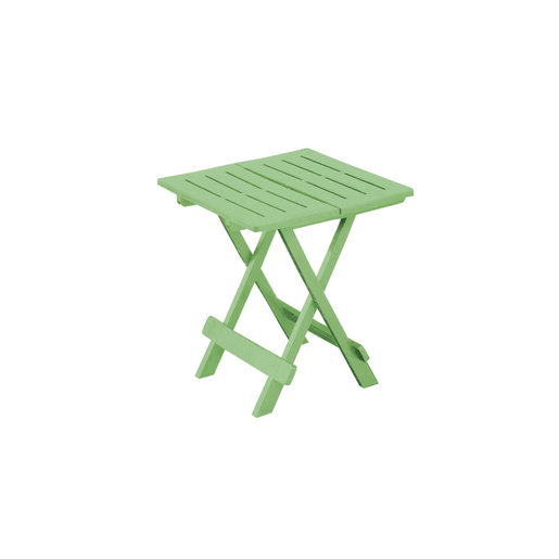 Table D Appoint Adiko 44 X 44 X H 50 Cm Vert Mobilier De Jardin La Foir Fouille