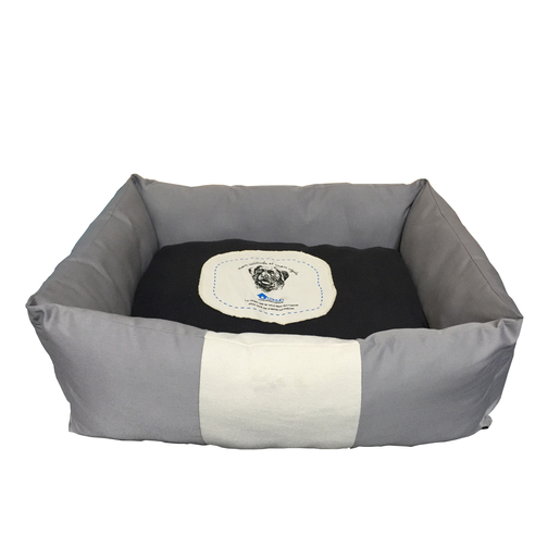 Panier pour chien - 60 x 48 x H 18 cm - Paniers pour chiens et ... 14426817f21