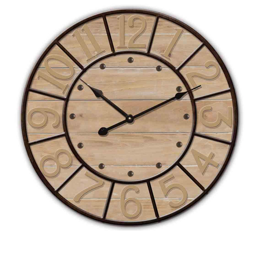 Horloges Murale Cm Ø Horloge 60 MuralesLa Foir'fouille PkXOnw80