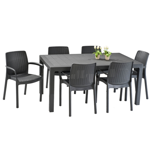 Table Rosy - Salon de jardin | La Foir\'Fouille