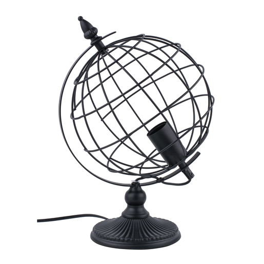 Herlig Lampe globe - 24.5 x 23 x H 35.5 cm - Lampes à poser | La Foir'Fouille CU-13