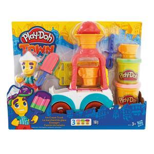 PLAY DOH MARCHAND DE GLACE