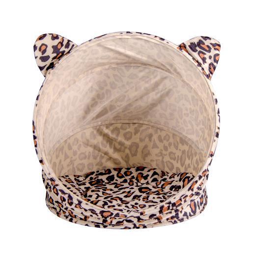 panier chat leopard