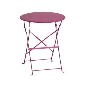 Table Diana ronde - Rose