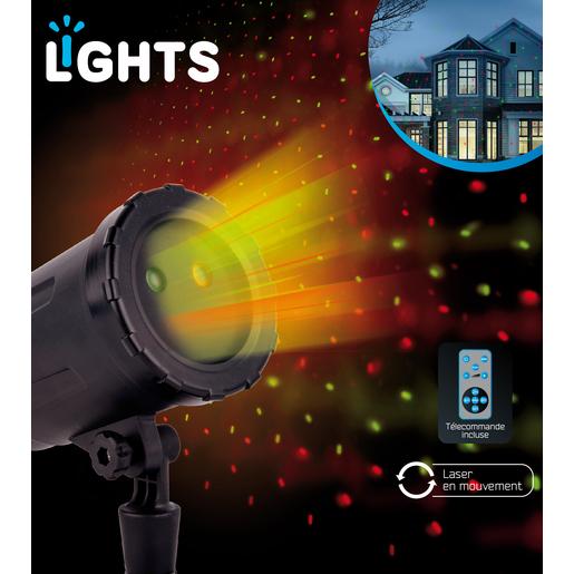 Projecteur Laser Exterieur Noel La Foir Fouille