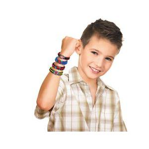 Bracelet paracorde Spiderman - Polyester - Multicolore
