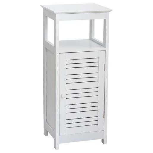 meuble blanc - meubles salle de bain | la foir'fouille