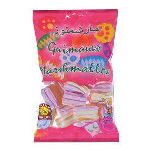 Sachet de Marshmallows Halal - 150 g