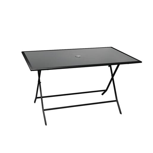 Table Noumea 130 X 80 X H 71 Cm Gris Moorea Collection Moorea La Foir Fouille