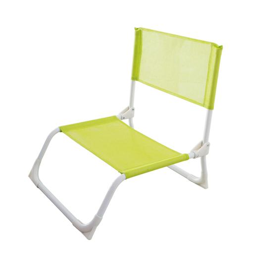 Chaise De Plage Vert Plein Air La Foir Fouille