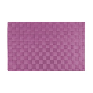 Set de table - 30 x 45 cm - violet aubergine