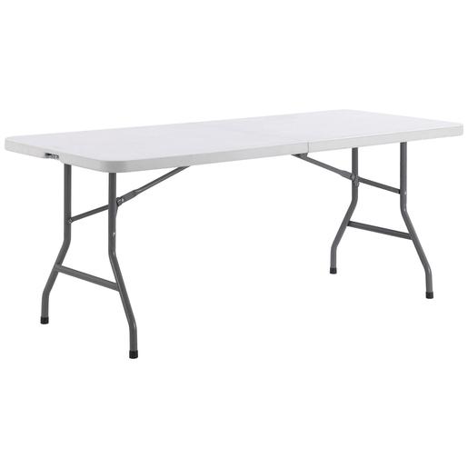 Table De Reception Party 180 X 76 X H 74 Cm Moorea Plein Air La Foir Fouille