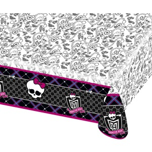 Nappe Monster High - 1,2 x 1,8 m - Multicolore