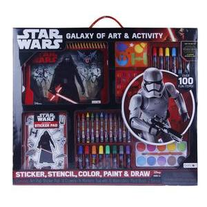 Kit créatif Star Wars - 49 x 27,5 x H 57 cm - Multicolore
