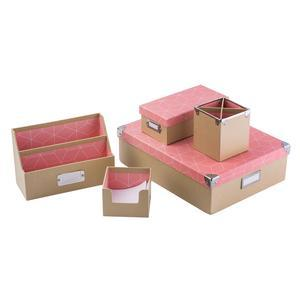 Kit de bureau - Rose
