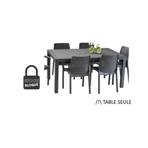 Table Rosy - Mobilier de jardin | La Foir\'Fouille