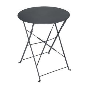 Table Diana ronde - Gris