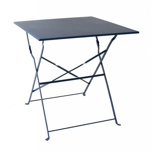 Table Mobilier De H Bleu X 70 Cm Moorea 71 Diana Carrée tsodCQxBhr