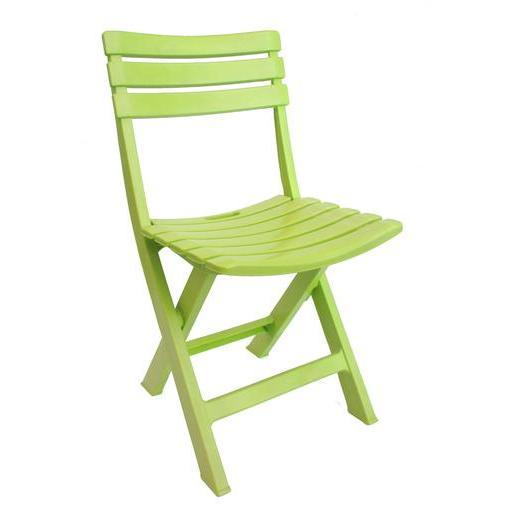 Chaise pliante - Salon de jardin   La Foir\'Fouille