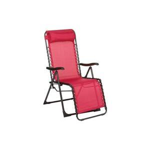 Fauteuil Relax Silos - Rose