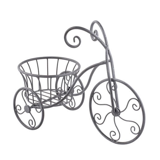Porte-plantes vélo - Décoration de jardin | La Foir\'Fouille