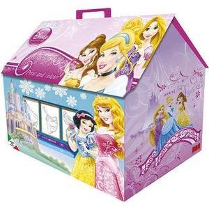 Ensemble coloriage Princesses Disney - 24,6 x 17 x H 24 cm - Multicolore