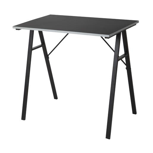 Bureau Et Chaise Noir Gris