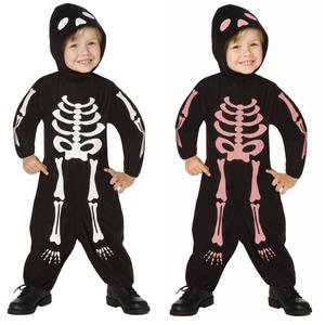 df9c151d5f9 Déguisement de squelette pour enfant - Taille 2 à 4 ans - Différents modèles