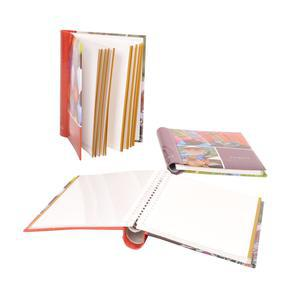 Album photos en PVC - 25,8 x 28 cm - Multicolore