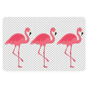 Set de table flamant rose - 30 x 45 cm