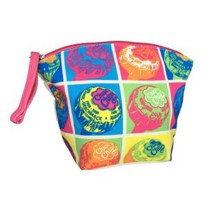 Trousse Chupa Chups - 100 % Polyester - 24 x 17,5 x H 9 cm - Multicolore