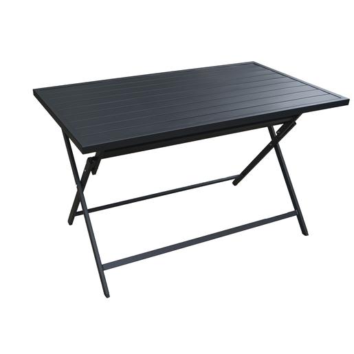 Table Goa Pliante 4 Personnes Mobilier De Jardin La Foir Fouille