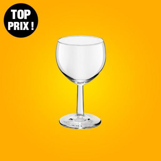 Lot de 3 verres à vin Verre Blanc Verre et carafe | La