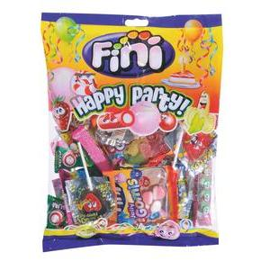 Sachet de bonbons Happy Party - 500 g - Multicolore