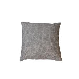 Coussin forêt - 100 % Polyester - 40 x 40 cm - Gris