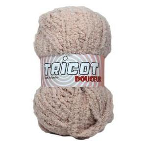 4 pelotes - 100% Polyester - 50 g - Beige