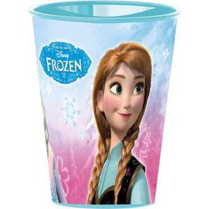 Gobelet Frozen - Plastique - 260 ml - Multicolore