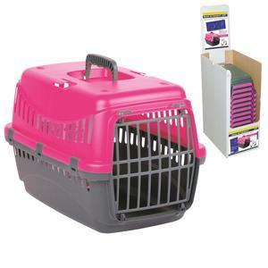 Cages et caisse de transport pour chat pas cher   La Foir Fouille 16aba139e12e