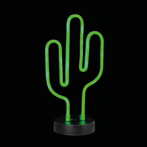 Lampe Neon Cactus Lampes A Poser La Foir Fouille