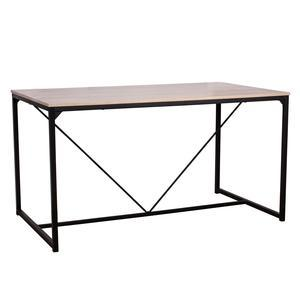 Table Esther - 140 x 80 x H 78 cm - Noir
