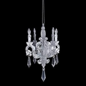 Suspension lustre - Argent