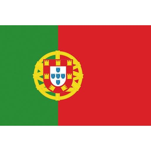 Drapeau portugal polyester vert rouge accessoires - Drapeau portugais a imprimer ...