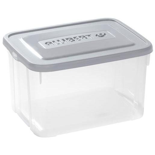 Boîte De Rangement - Plastique - Gris - Rangement Plastique | La