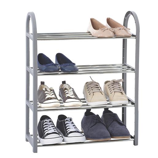 rangement chaussures en fil extrerieur
